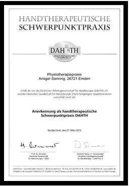 Startseite - physio therapy Practice Sanning